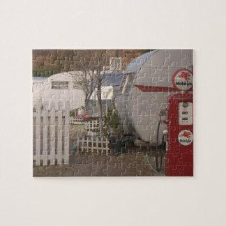 Les Etats-Unis, Arizona, Bisbee : Motel louche de  Puzzle