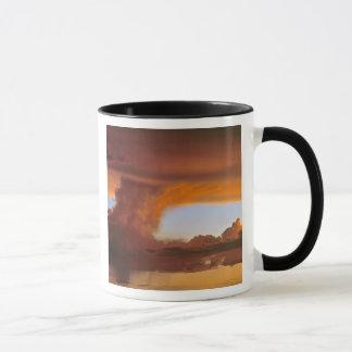 Les Etats-Unis, Arizona, canyon grand NP. Le Tasse
