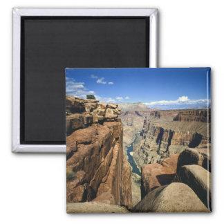 Les Etats-Unis, Arizona, parc national de canyon g Magnet Carré