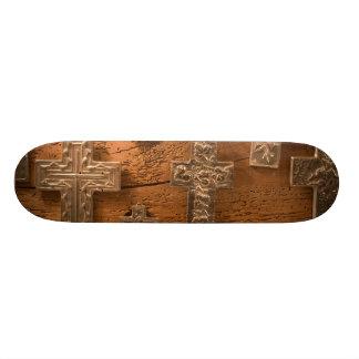 Les Etats-Unis, Arizona, Tubac : Le premier Skateboards