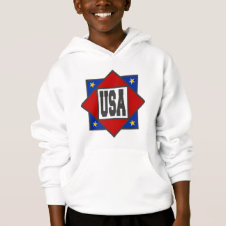 Les Etats-Unis badinent le tee - shirt et suent