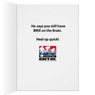 Les Etats-Unis BMX obtiennent la carte bonne
