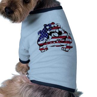Les États-Unis Bulldog Manteaux Pour Animaux Domestiques