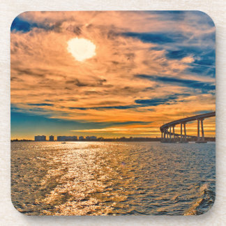 Les Etats-Unis, CA, pont de baie de San Sous-bock