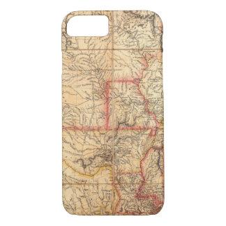 Les Etats-Unis d'Amérique 12 Coque iPhone 7
