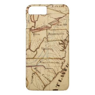 Les Etats-Unis d'Amérique 2 Coque iPhone 8 Plus/7 Plus