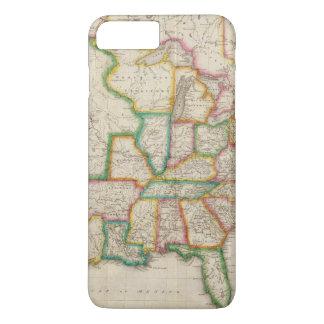 Les Etats-Unis d'Amérique 4 Coque iPhone 8 Plus/7 Plus
