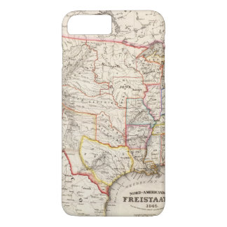 Les Etats-Unis d'Amérique Coque iPhone 7 Plus