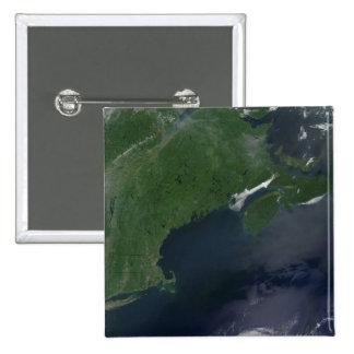 Les Etats-Unis et le Canada du nord-est Badges