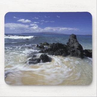 Les Etats-Unis, Hawaï, Maui, Maui, plage de Makena Tapis De Souris
