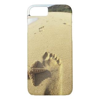 Les Etats-Unis, Hawaï, Maui, plage de Makena, Coque iPhone 7