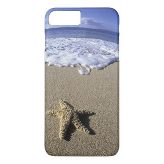 Les Etats-Unis, Hawaï, Maui, plage de Makena, Coque iPhone 7 Plus