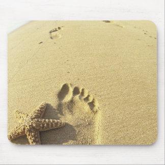 Les Etats-Unis, Hawaï, Maui, plage de Makena, empr Tapis De Souris
