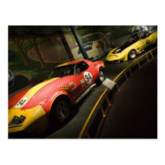 Les Etats-Unis, Kentucky, Bowling Green : Corvette Carte Postale