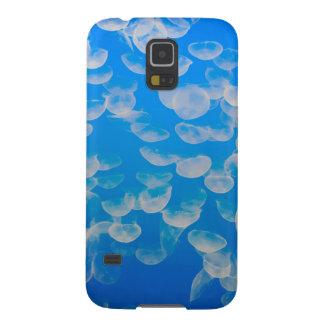 Les Etats-Unis, la Californie. Méduses dans la Coque Pour Samsung Galaxy S5
