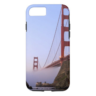 Les Etats-Unis, la Californie, San Francisco. Coque iPhone 7