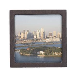Les Etats-Unis, la Floride, Miami, paysage urbain  Boîtes À Babioles De Première Qualité