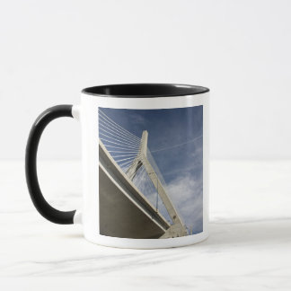 Les Etats-Unis, le Massachusetts, Boston. Le pont Mug