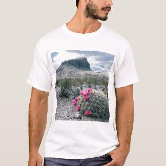 Les Etats-Unis, le Texas, parc national de grande T-shirt