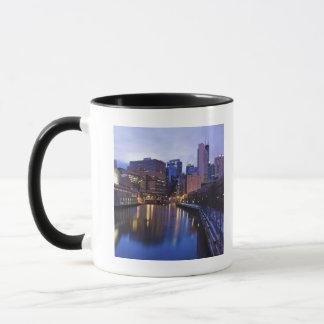 Les Etats-Unis, l'Illinois, Chicago, ville se sont Mug