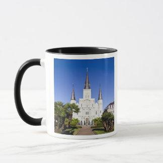 Les Etats-Unis, Louisiane, la Nouvelle-Orléans. Tasses