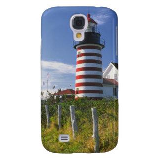 Les Etats-Unis, Maine, Lubec. Phare principal occi Coque Galaxy S4