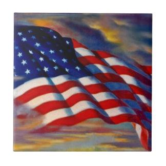 Les Etats-Unis marquent la vieille gloire dans la Carreau