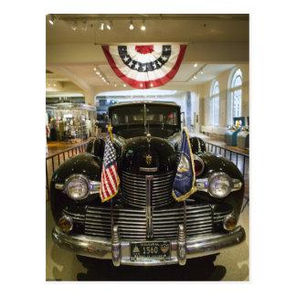 Les Etats-Unis, Michigan, Dearborn : Le musée de Carte Postale