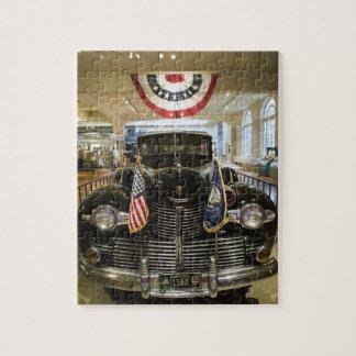 Les Etats-Unis, Michigan, Dearborn : Le musée de H Puzzle