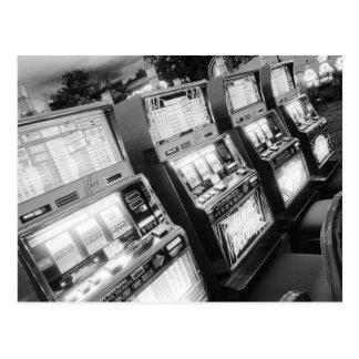 Les Etats-Unis, Nevada, Las Vegas : Machines à Cartes Postales