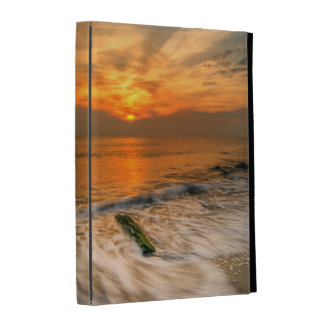 Les Etats-Unis, New Jersey, Cape May. Pittoresque Étui iPad Folio