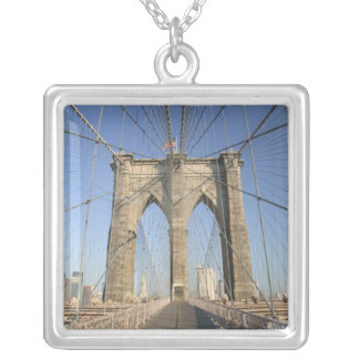 Les Etats-Unis, New York, New York City, Brooklyn Pendentif Carré
