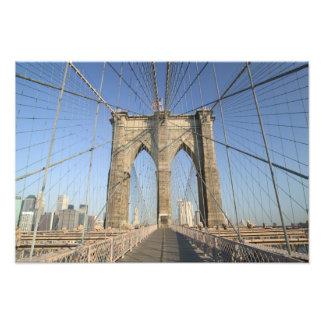 Les Etats-Unis, New York, New York City, Brooklyn  Tirage Photo