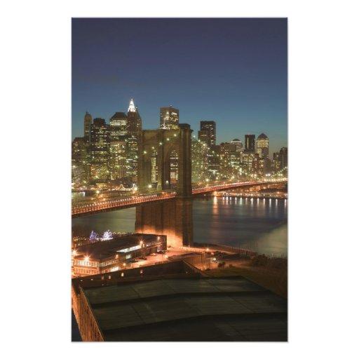 Les Etats-Unis, New York, New York City, Manhattan Photographie D'art