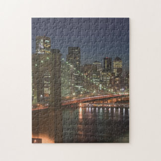 Les Etats-Unis, New York, New York City, Manhattan Puzzle