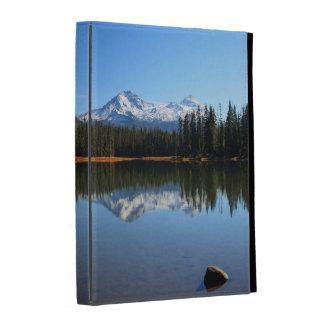 Les Etats-Unis, Orégon, réserve forestière 2 de Coques iPad Folio
