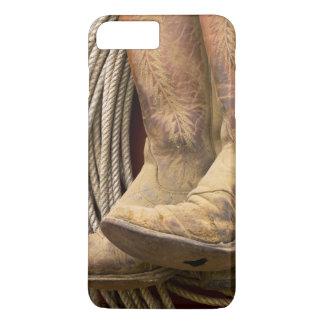 Les Etats-Unis, Orégon, Sénèque, ranch de Coque iPhone 7 Plus