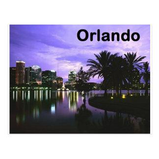 Les Etats-Unis Orlando (St.K) Carte Postale