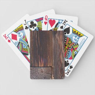 Les Etats-Unis, saumon, Idaho, cabine de rondin Jeu De Poker