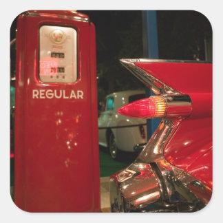 Les Etats-Unis, Tennessee, Memphis, Elvis Presley Sticker Carré