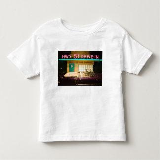 Les Etats-Unis, Tennessee, Memphis : Elvis Presley T-shirt Pour Les Tous Petits