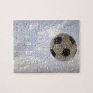 Les Etats-Unis, Utah, Lehi, ballon de football Puzzle