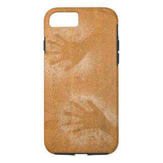 Les Etats-Unis, Utah, Main-copies de pictographe Coque iPhone 7