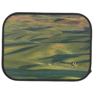 Les Etats-Unis, WA, Whitman Cie., champs de ferme Tapis De Voiture