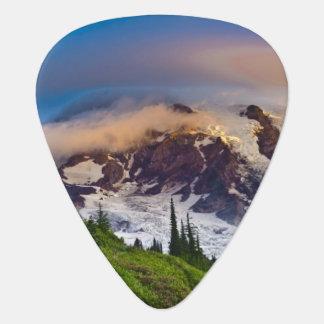 Les Etats-Unis, Washington, le mont Rainier. Le Médiators
