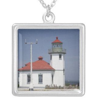 Les Etats-Unis, Washington, Seattle, phare de poin Bijouterie Fantaisie