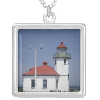 Les Etats-Unis, Washington, Seattle, phare de poin Pendentif
