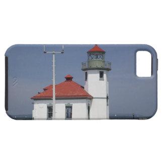 Les Etats-Unis, Washington, Seattle, phare de poin Étuis iPhone 5