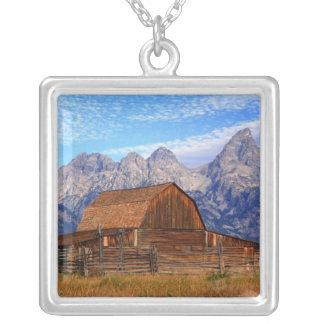 Les Etats-Unis, Wyoming, parc national grand de Collier