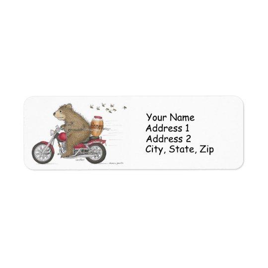 Les étiquettes de adresse de Gruffies®